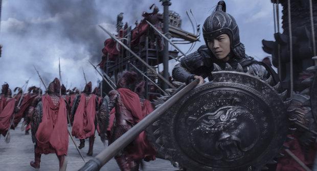 Velká čínská zeď: Největší stavba ve fantasy