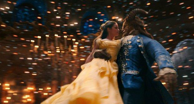 Kráska a zvíře s Hermionou: Klasická disneyovka znovu ožívá