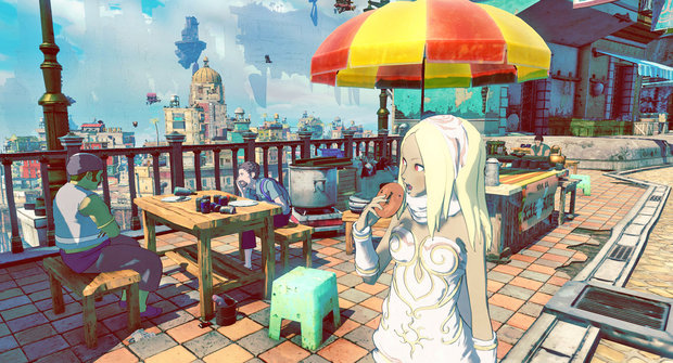 ABC 3/2017: Gamesy Gravity Rush 2 a I Expect You to Die