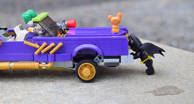 Soutěž o stavebnice LEGO Batman