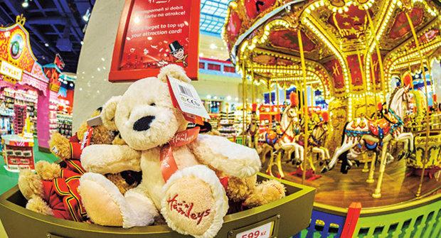 Království medvídků: Od pravěku k obřímu hračkářství