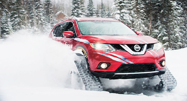 Auta pro lyžaře: Stylová doprava na svah