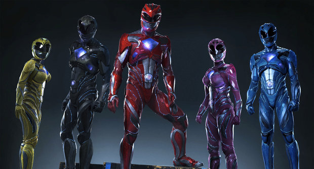 Power Rangers: Strážci vesmíru nejsou Strážci galaxie?