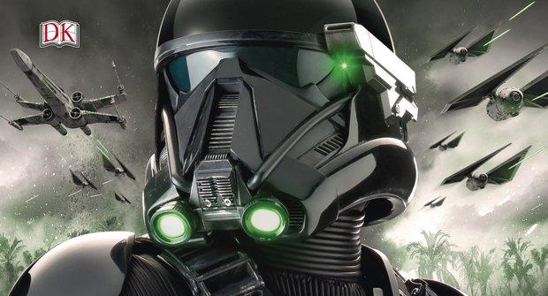 Nejlepší knížky od Star Wars: Rogue One až po mangu