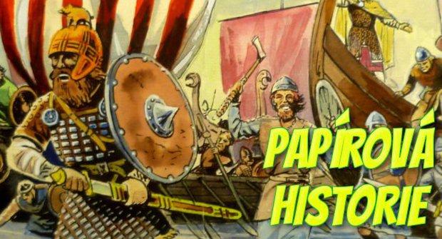 Papírová historie #16: Mistr diorámat Přemysl Kubela podruhé