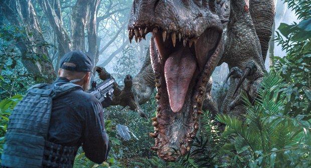 Problémy s dinosaury: Stvoříme Jurský park?