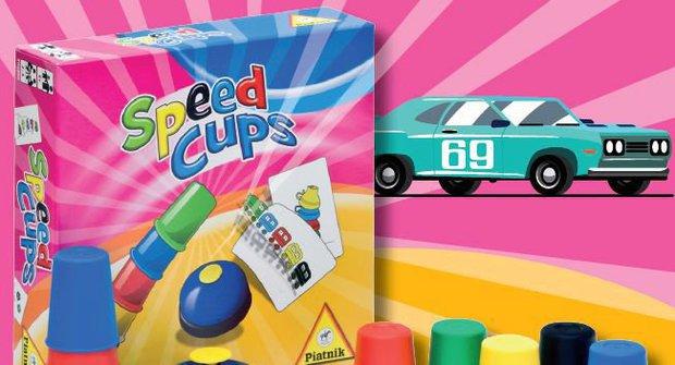 Soutěž o hru Speed Cups