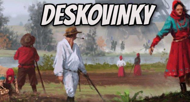 Deskovinky #23: České hry na vzestupu