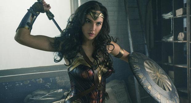 Wonder Woman: Amazonka překoná i Batmana a Supermana