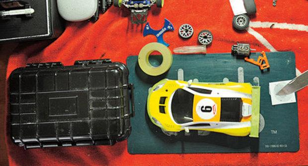 Auta Mini-Z: Prťaví divočáci