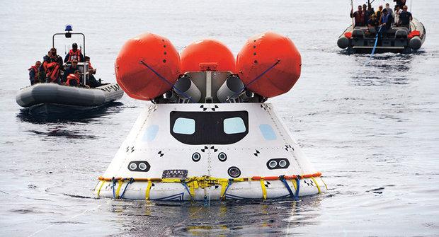 Tvrdé přistání: Návraty kosmických lodí