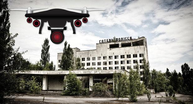 Drony točí! 5 míst na fantastické video