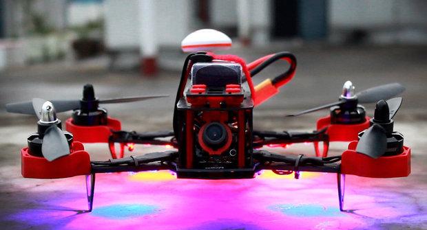 Prázdninové tipy na drony pro každého!