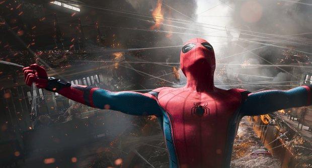 Spider-Man: Ve filmu poprvé od Marvelu