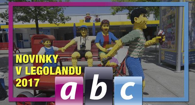 ABC TV: Podívali jsme se na novinky v Legolandu!