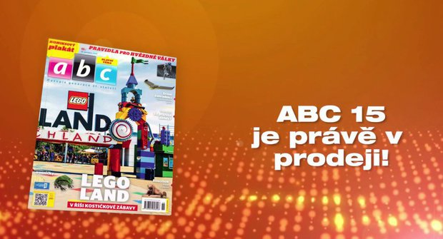 ABC 15/2017: Pravidla hvězdných válek a návrat do Legolandu