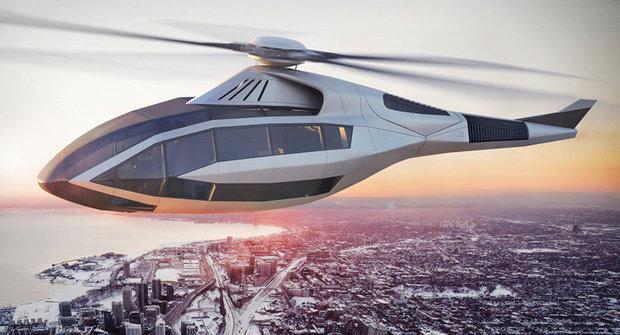 Bell FCX-001: Helikoptéra nové generace