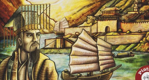Yangtze: Strategie na velké čínské řece