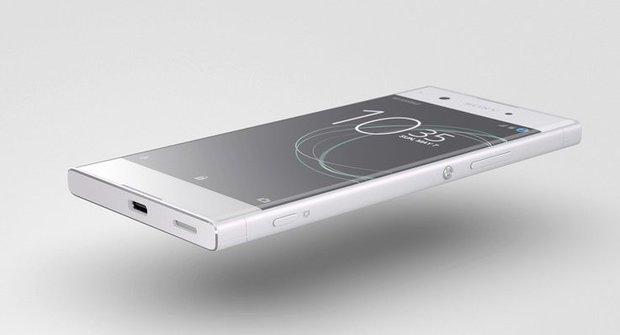 VYHRAJTE nový smartphone Sony Xperia XA1