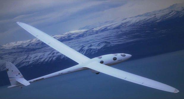 Rekordní let kluzáku Perlan II