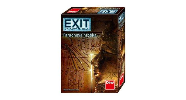 Deskovinky recenzují: Únikové hry Exit