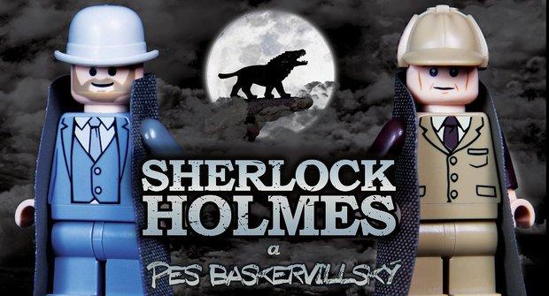 Youtuber a Sherlock Holmes: Český LEGO příběh s Lábusem