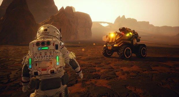 Mars útočí: Rudá planeta ve videohrách