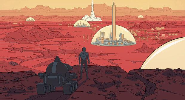 Surviving Mars: Kolonizujte Mars!