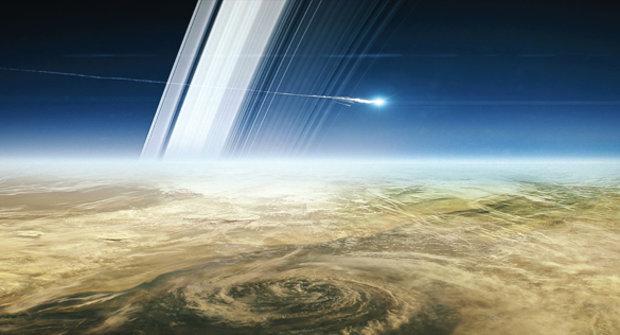 Sbohem, Cassini: Zánik slavné sondy
