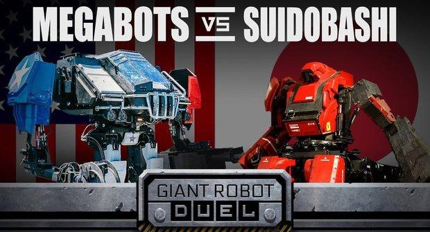 Mrkněte na duel Megabotů!