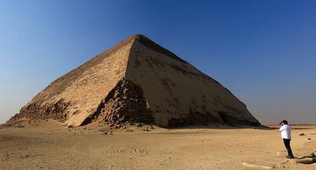 ScanPyramids: Jak se rentgenují pyramidy?