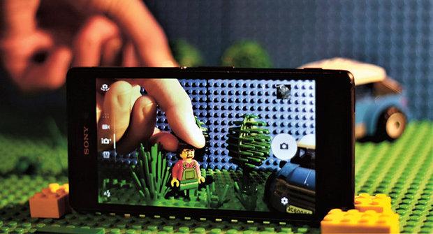 Lego filmařina: Dejte kostičkám život!