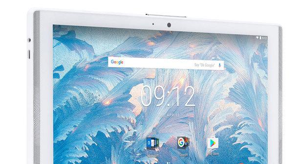 Tip na vánoční dárek: Zábavní tablet Iconia Tab 10