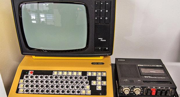 """Počítač IQ 151: Génius """"pravěku"""""""