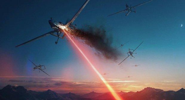 Nový laser a Šedý vlk: Lockeed Martin útočí