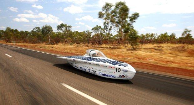 World Solar Challenge: Závody bez benzínu