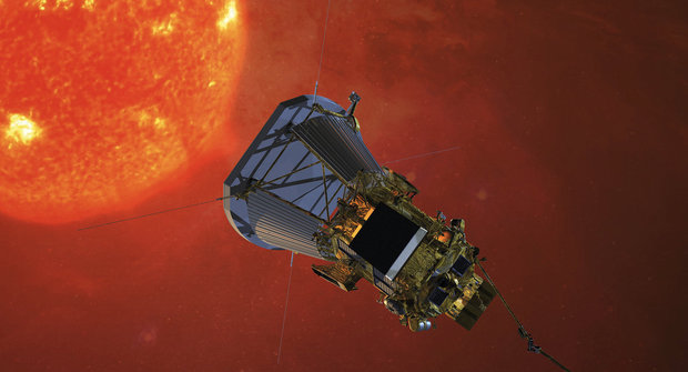 Cesta do pekla: Parker Solar Probe