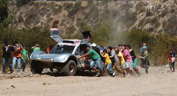 Dakar 2010 - Rallyové peklo v Jižní Americe
