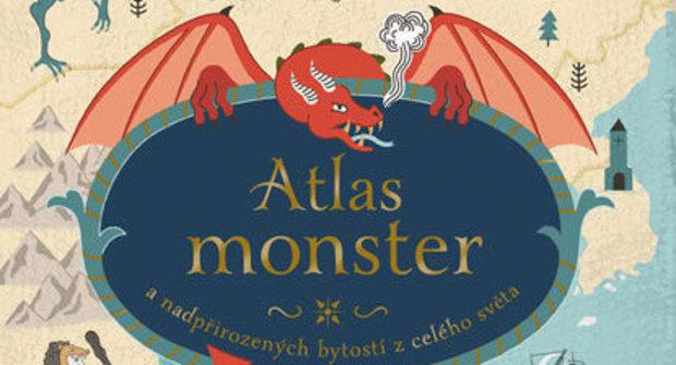 Výherci soutěže o Atlas monster