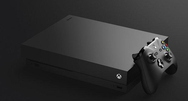 Xbox One X: Nejsilnější herní konzole