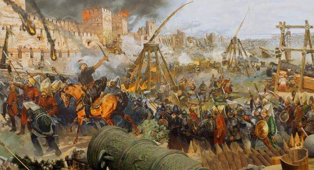 Elitní válečníci historie: Evropští bojovníci Janičáři pod tureckou vlajkou