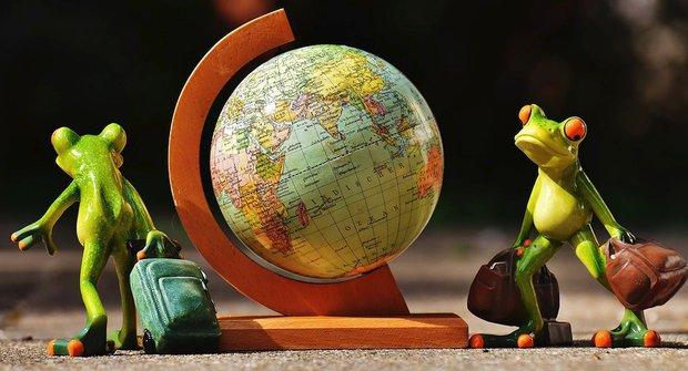 Rekordy na dlani aneb první cesty kolem světa