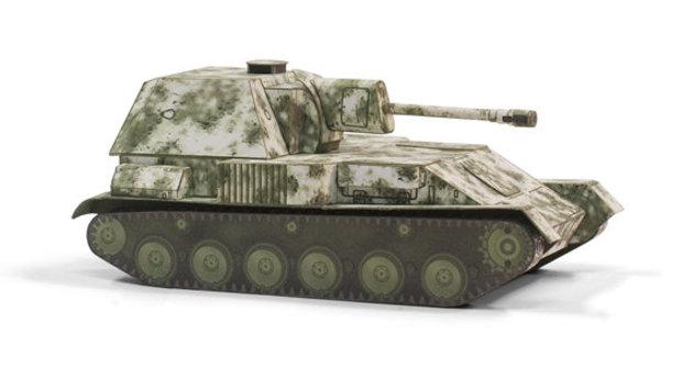 Vystřihovánky v ABC 7/2018: Samohybné dělo SU-76 a Virník autogiro