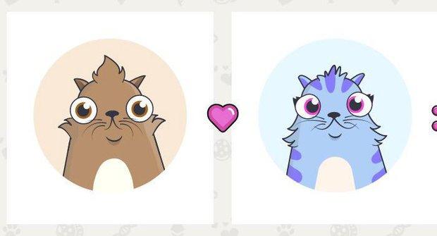 CryptoKitties: Digitální kočičky za všechny peníze