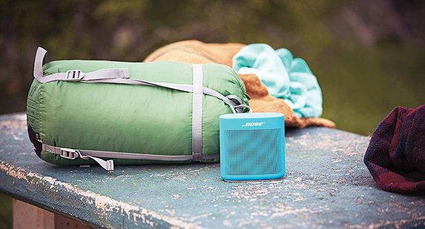 Bum. Bum. Bum: Outdoorový reproduktor Bose Soundlink Color II