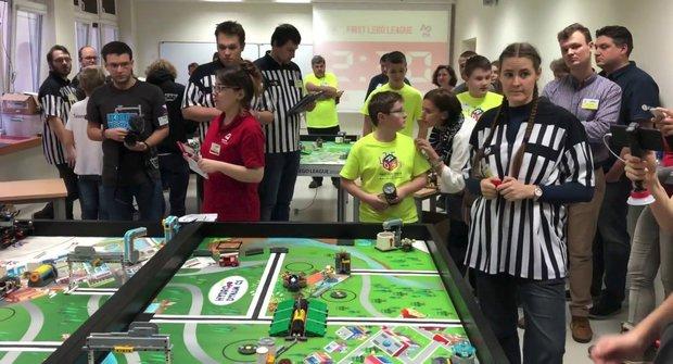 Robot Game: Jak si hrají roboti?