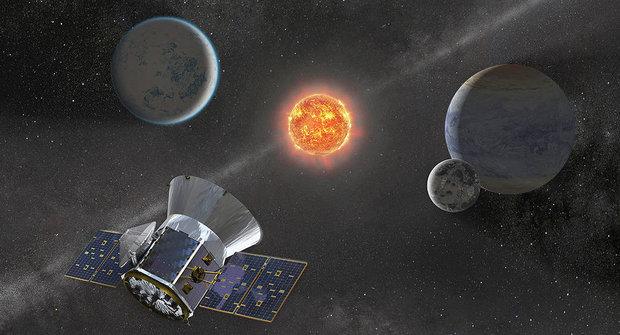 TESS: Nový lovec exoplanet odstartoval