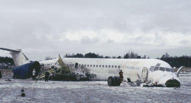 Letecké (ne)štěstí: Švédský zázrak kapitána Rasmussena