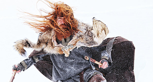 Na čem spali Vikingové