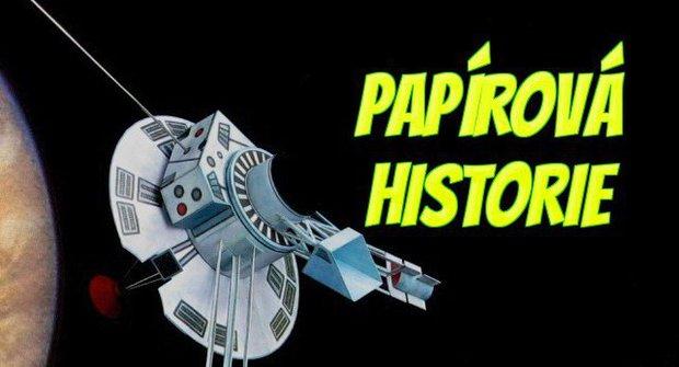 """Papírová historie #27: Vzpomínka na """"pionýra"""""""